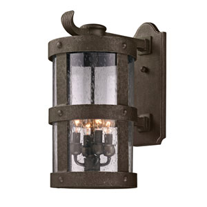 Bronze Barbosa Four-Light Wall Mount