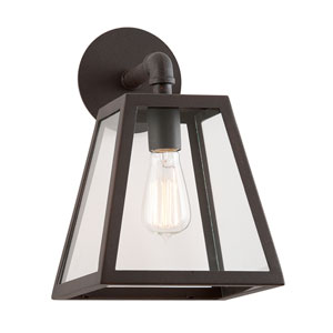 River Valley Rust Amherst One-Light Wall Mount