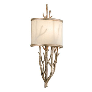 Whitman Vienna Bronze One Light Wall Sconce