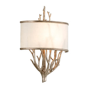 Whitman Vienna Bronze Two Light Wall Sconce