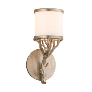 Whitman Vienna Bronze One Light Vanity Fixture