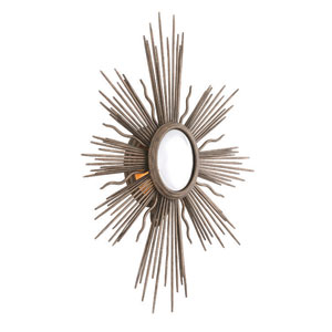 Blink Light Cottage Bronze One Light Wall Sconce