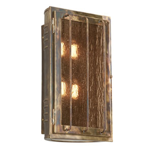 Joplin Historic Bronze Four-Light Outdoor Wall Sconce