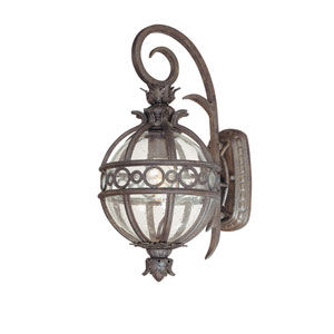 Campanile Campanile Bronze One-Light Outdoor Wall Lantern