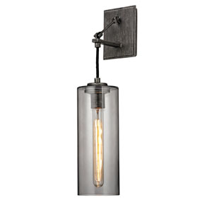 Union Square Graphite Wall Sconce