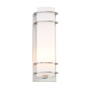 Vibe Architectural Bronze Tall One-Light Wall Mount Lantern