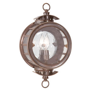 Charleston One-Light Outdoor Wall Lantern