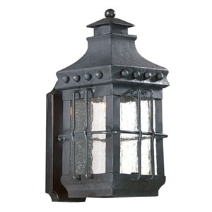 Dover One-Light Outdoor Wall Mount