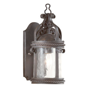 Pamplona Small One-Light Outdoor Wall Mount