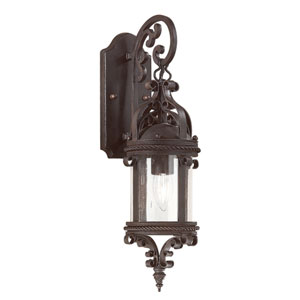 Pamplona Large One-Light Outdoor Wall Mount