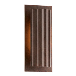 Dwell Country Rust One-Light Medium LED Wall Sconce
