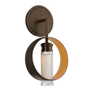 Insight Modern Bronze One-Light LED Wall Sconce