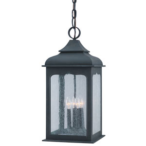 Williamsburg® Henry Street Four-Light Outdoor Pendant