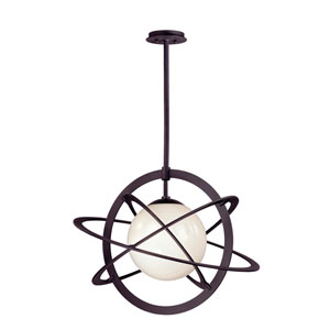 Federal Bronze Cosmos Large One-Light Pendant