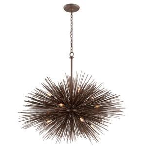 Uni Tidepool Bronze 12-Light Extra Large Pendant