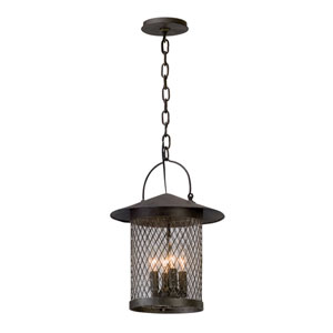 Altamont French Iron Four-Light Outdoor Pendant