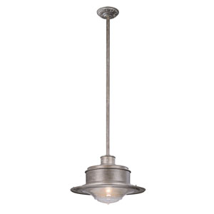 South Street Large Outdoor Pendant