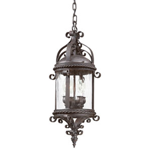 Pamplona Large Four-Light Outdoor Pendant