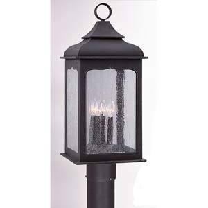 Williamsburg® Henry Street Four-Light Outdoor Post Mount
