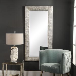 Maeona Silver Wall Mirror