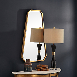 Ottone Gold Mirror