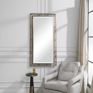 Farrow Copper Mirror
