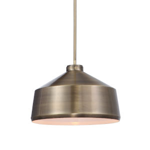 Holgate Brass 1-Light Pendant