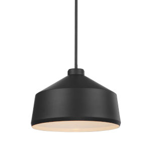 Holgate Black 1-Light Pendant