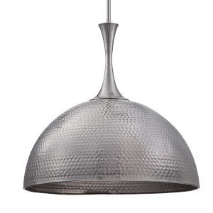 Raynott Nickel 1-Light Pendant