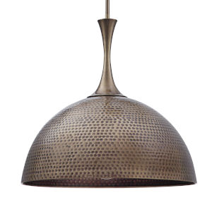 Raynott Brass 1-Light Pendant