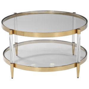 Kellen Gold Coffee Table