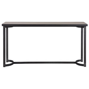 Basuto Light Gray Console Table