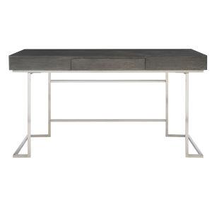 Claude Stainless Steel Desk
