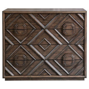 Mindra Walnut Chest