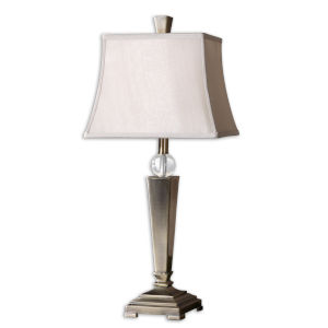 Mantello Bronze One-Light Table Lamp, Set of 2