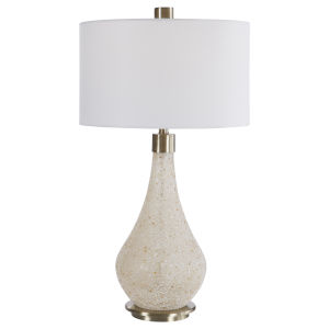 Chaya Brushed Antique Brass Table Lamp