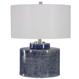 Monterey Brushed Nickel Table Lamp