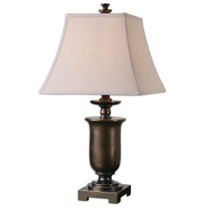 Viggiano Bronze One-Light Table Lamp, Set of 2