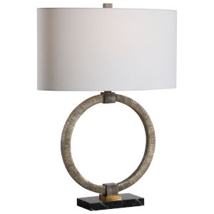 Relic Aged Gold One-Light Table Lamp