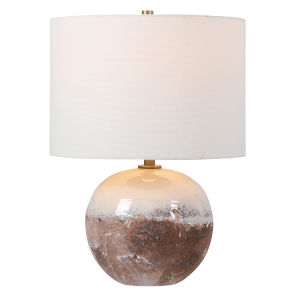 Durango Terracotta Rust One-Light Accent Lamp