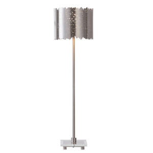 Baradla Nickel 1-Light Buffet Lamp
