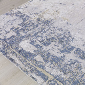 Hamida Indigo Rectangular: 5 Ft. x 7 Ft. Rug