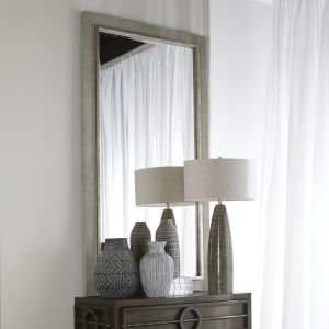 Zigrino Dusty Gray Oversized Mirror