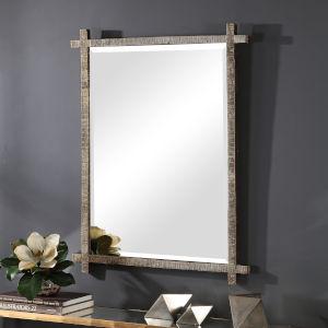 Abanu Antique Gold Vanity Mirror