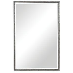 Callan Aged Silver Vanity Mirror