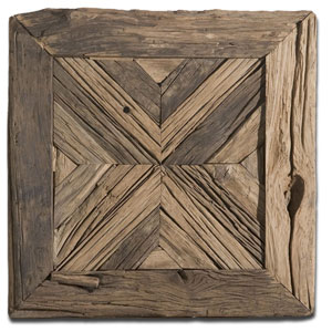 Rennick Rustic Wood Wall Art