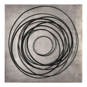 Whirlwind Iron Coils Wall Art