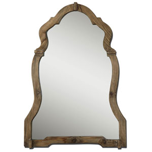 Agustin Walnut Mirror