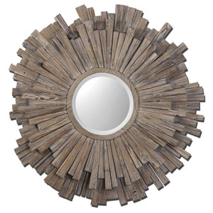 Vermundo Walnut Mirror