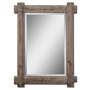 Claudio Walnut Mirror